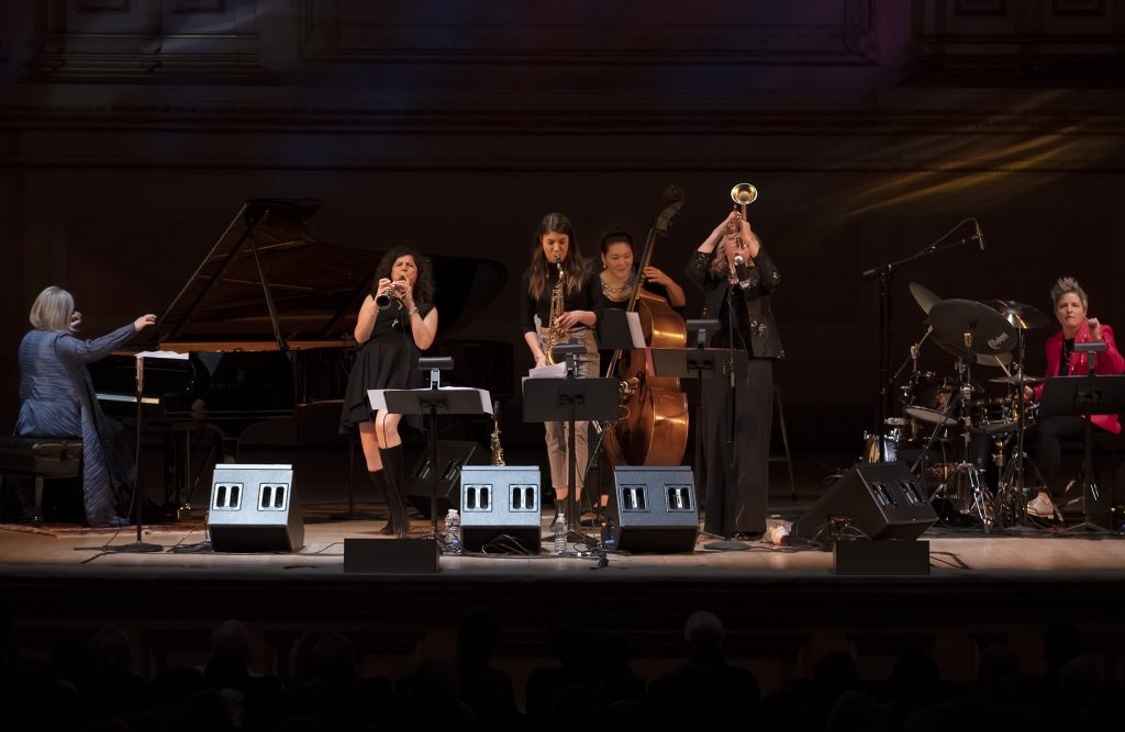 Artemis at Carnegie Hall, December 7, 2019